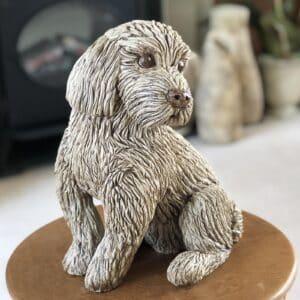 Dog Sculpture Commissions